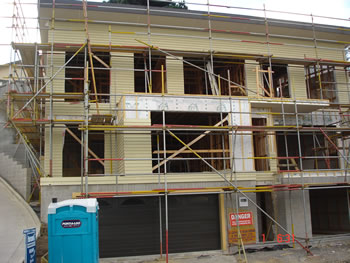 general residential building services - Wellington, NZ